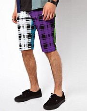 Horace  Shorts aus Flanell