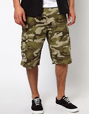 Animal Cargo Shorts