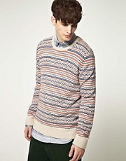 Samsoe Samsoe Merino Wool Knitted Jumper
