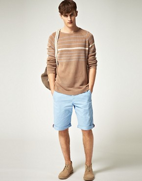 Image 4 ofPlectrum by Ben Sherman Relaxed Crew Neck Knit