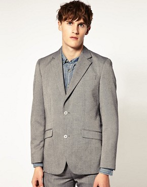 Image 1 ofVito Birdseye Blazer
