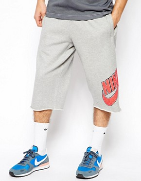 Nike Long Basketball Shorts