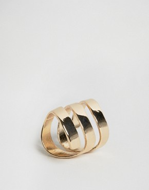 ASOS Sleek Bar Ring