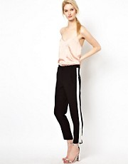 BA&amp;SH Sporty Peg Trousers