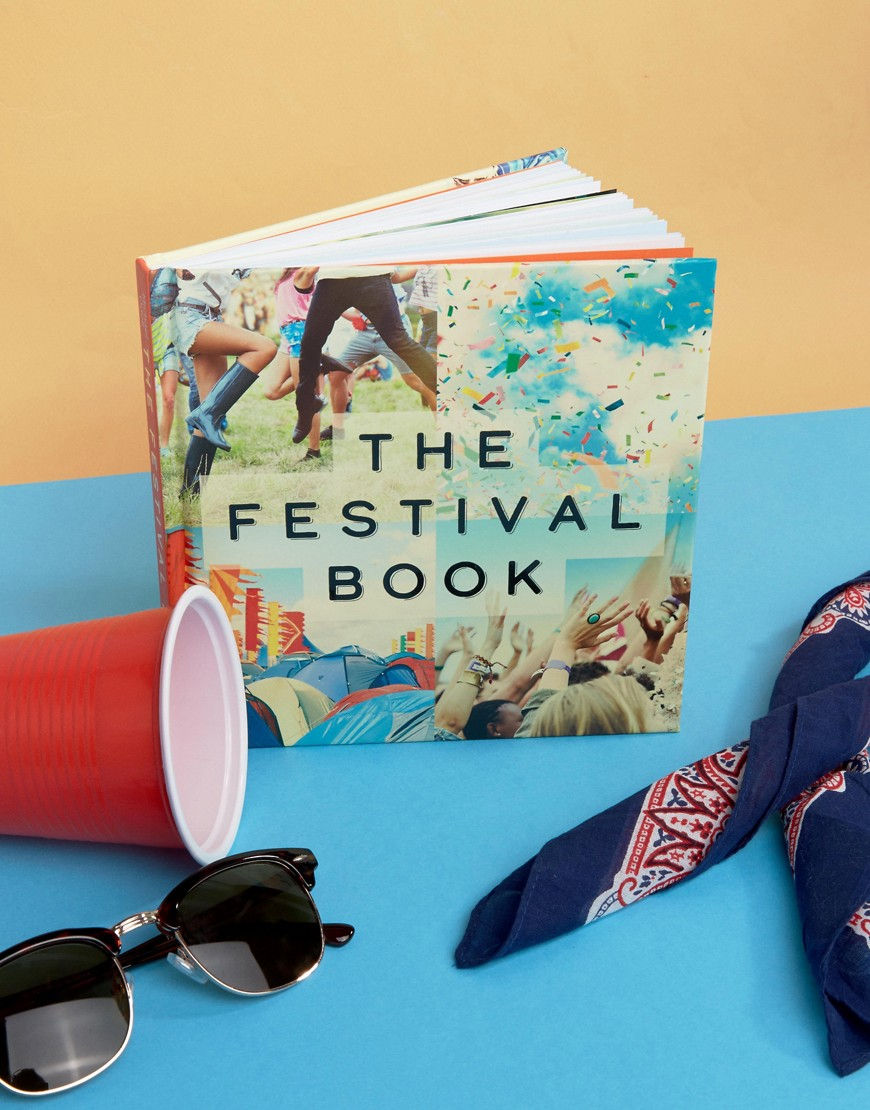 The Festival Book - Multi