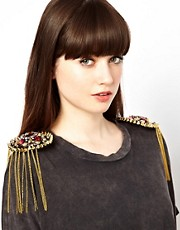 ASOS Habanera Epaulettes