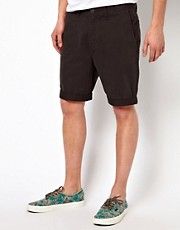 Vans Chino Shorts Excerpt Washed Twill