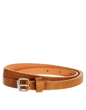 Image 1 ofASOS Skinny Belt