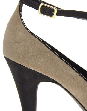 Image 2 ofASOS POGO Peep Toe Platform High Shoe