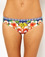 Seafolly Aloha Mini Hipster Bikini Pant