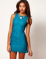 Motel Lace Dress