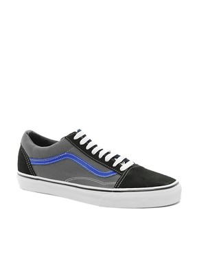 Image 1 ofVans Old Skool Plimsolls