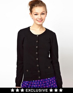 Image 1 of A Wear Basic Cardigan
