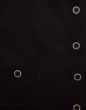 Image 3 of A Wear Basic Cardigan