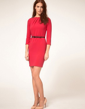 Image 4 of Coast Bright Long Sleeve Dress