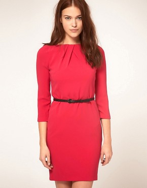 Image 1 of Coast Bright Long Sleeve Dress