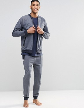 Hugo Boss Tracksuit Cuffed Joggers Regular Fit