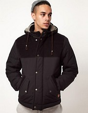 Supremebeing Hooded Coat