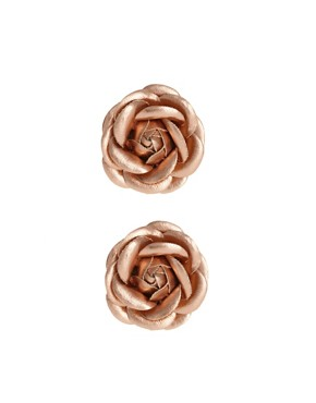 Image 1 ofOasis Two Pack Flower Hair Clips
