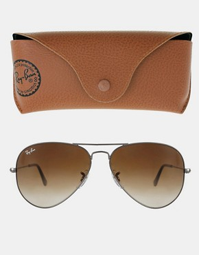Image 2 ofRay-Ban Large Aviator Sunglasses