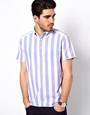 Gant Rugger Shirt with Beach Boys Stripe