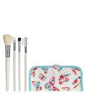 Cath Kidston Mini Make Up Brush Set