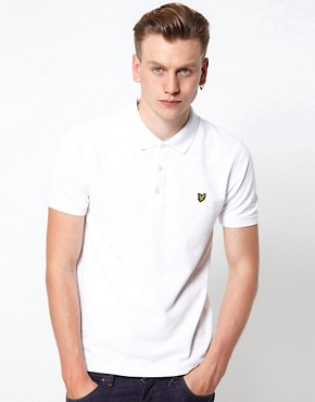 Image 1 ofLyle and Scott Vintage Polo Shirt