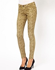 Rich And Skinny Jeans in Skinny Python Print