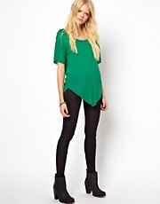 Lna Bowie Lace Panel Legging
