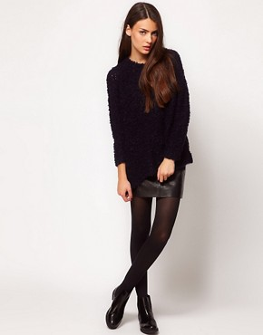 Image 4 of Whistles Elsie Boucle Jumper