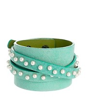 Limited Edition Pearl Wrap Bracelet