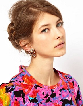 Image 2 ofASOS Bug Earrings