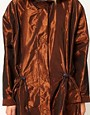 Imagen 3 de Parka de tafetn color bronce de White Tent