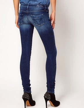 Image 2 ofMiss Sixty Sloane Skinny Fit Jeans