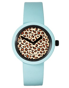 Image 1 ofO&#39;Clock Cheetah Safari Watch