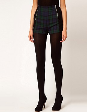 Image 4 ofRiver Island Check Knicker Short