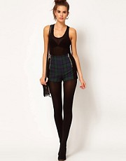 River Island Check Hot Pant