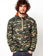 Superdry Camo Cagoule