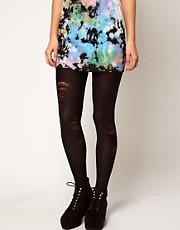 ASOS Ripped Look Tights