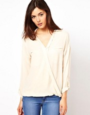 Warehouse Tuck Front Shirt