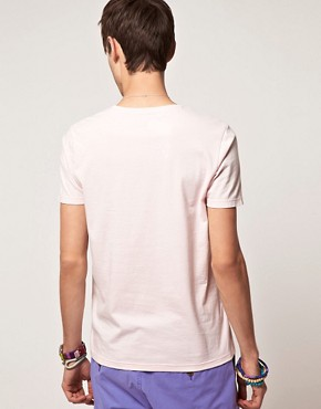 Image 2 ofASOS T-Shirt With Surf Print