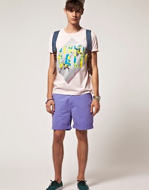 Image 4 ofASOS T-Shirt With Surf Print
