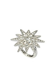 Kenneth Jay Lane Starburst Ring