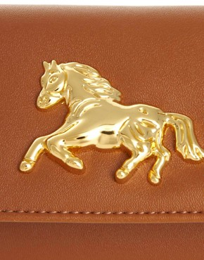 Image 3 ofASOS Horse Detail Purse
