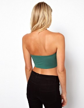 Image 2 ofASOS New Crop Bandeau Top