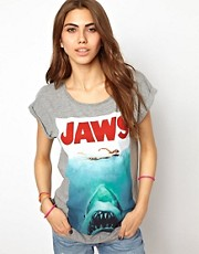 Joystick Junkies Jaws T-Shirt