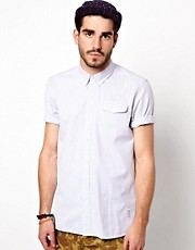 Penfield - Camicia a righe orizzontali