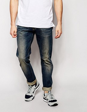 Carhartt Buccaneer Jeans Tapered Fit
