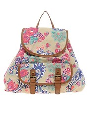 Aldo Pietramelara Floral Backpack