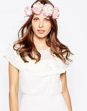 ALDO Cadenna Flower Hair Garland